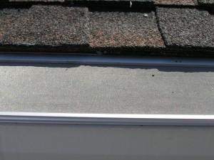 Comp Roof Gutterglove Closeup