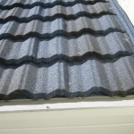 Gutterglove on Decra Imitation Tile Roof