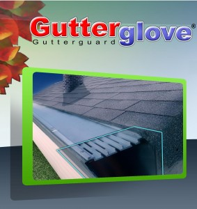 GuttergloveHomePage cropped 283x300 Gutterglove Gutter Guard Side Profle