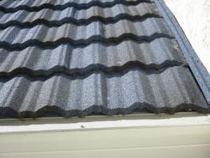 Gutterglove on Decra Imitation Tile Roof